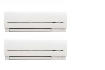 2×1 Mitsubishi electric MXZ-2D42VA+msz-sf20ve+msz-sf35ve | CONSULTAR